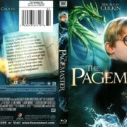 The Pagemaster (1994) R1 Blu-Ray Cover