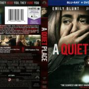 A Quiet Place (2018) R1 Blu-Ray Cover