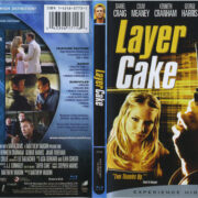 Layer Cake (2004) R1 Blu-Ray Cover & Label