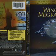 Winged Migration (2009) R1 Blu-Ray Cover & Label
