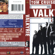 Valkyrie (2008) R1 Blu-Ray Cover & Labels