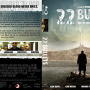 22 Bullets (2010) R1 Blu-Ray Cover