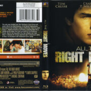 All The Right Moves (1983) R1 Blu-Ray Cover & Label
