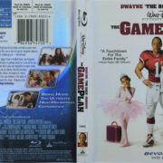 Game Plan (2008) R1 Blu-Ray Cover & Label