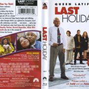 Last Holiday (2005) R1 Blu-Ray Cover & Label