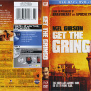 Get The Gringo (2011) R1 Blu-Ray Cover & Labels