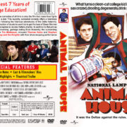 Animal House (1978) R1 Custom DVD Cover