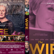 The Wife (2018) R1 Custom DVD Cover