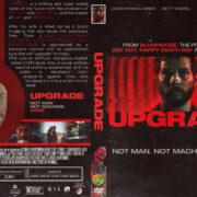 Upgrade (2018) R1 Custom DVD Cover