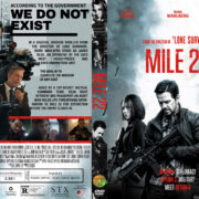 Mile 22 (2018) R1 Custom DVD Cover
