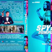 The Spy Who Dumped Me (2018) R1 Custom Blu-Ray Cover