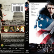 Affairs of State (2018) R1 DVD Cover