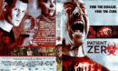 Patient Zero (2018) R1 Custom DVD Cover