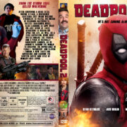 Deadpool 2 (2018) R1 Custom DVD Covers