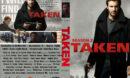 Taken: Season 2 (2018) R0 Custom DVD Cover