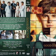 The Good Doctor – Season 1 (2017) R1 Custom DVD Cover & Labels