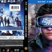 Ready Player One (2018) R1 Blu-Ray Cover