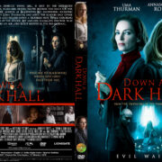 Down a Dark Hall (2018) R1 Custom DVD Cover