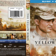 The Yellow Birds (2018) R1 Blu-Ray Cover