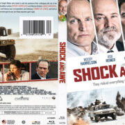 Shock and Awe (2017) R1 Blu-Ray Cover