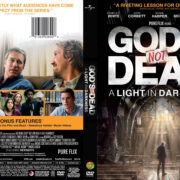 God's Not Dead: A Light in Darkness (2018) R1 Custom DVD Cover
