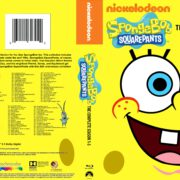 SpongeBob SquarePants (1999-2008) R1 Season 1-5 Custom Blu-Ray Cover