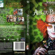 Alicia En El Pais De Las Maravillas 3D (2010) Spanish Blu-Ray Cover