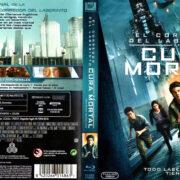 El Corredor Del Laberinto La Cura Mortal (2018) Spanish Blu-Ray Cover