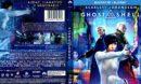 Ghost In The Shell El Alma De La Maquina 3D (2017) Spanish Blu-Ray Cover