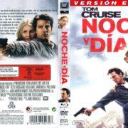 Noche Y Dia (2010) Spanish Blu-Ray Cover