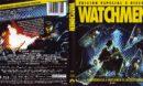 Watchmen Edicion Especial (2009) Spanish Blu-Ray Cover