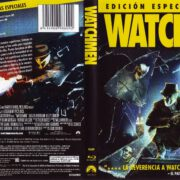 Watchmen Edicion Especial (2009) Spanish Blu-Ray Cover