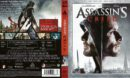 Assassins Creed 3D (2016) Spanish Blu-Ray Cover