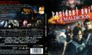 Resident Evil La Maldicion (2012) Spanish Blu-Ray Cover
