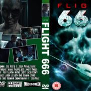 Flight 666 (2018) R0 Custom DVD Cover
