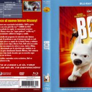 Bolt (2009) Spanish Blu-Ray Cover