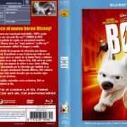 Bolt (2009) Spanish Blu-Ray Cover