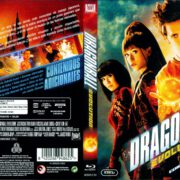 Dragonball Evolution (2009) Spanish Blu-Ray Cover