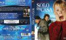 Solo en casa (2008) Spanish Blu-Ray Cover