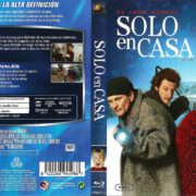 Solo en casa (2008) Spanish Blu-Ray Cover