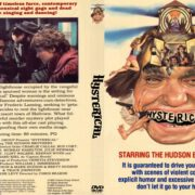 Hysterical (1983) R1 CUSTOM DVD Cover & Label