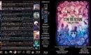The Tim Burton Collection (10) - Volume 1 (1985-2001) R1 Custom Blu-Ray Cover