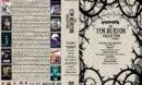 The Tim Burton Collection (10) - Volume 1 (1985-2001) R1 Custom DVD Cover