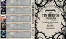 The Tim Burton Collection (5) - Volume 2 (1993-2001) R1 Custom DVD Cover