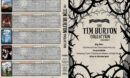 The Tim Burton Collection (5) - Volume 3 (2003-2010) R1 Custom DVD Cover