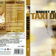 Taxi Driver (2011) Spanish Blu-Ray Cover