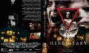 Hereditary (2018) R1 Custom DVD Cover