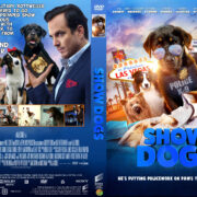 Show Dogs (2018) R1 Custom DVD Cover