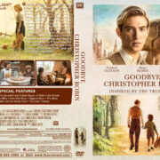 Goodbye Christopher Robin (2017) R1 Custom DVD Cover & Label