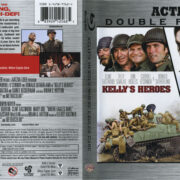 Kelly's Heroes/Where Eagles Dare (1968-1970) R1 Blu-Ray Cover & Labels